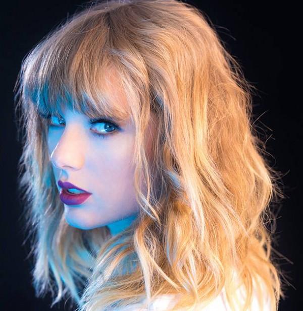 Nová fotka pre Reputation a Taylor Swift Now
