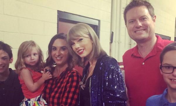 Držíme s Taylor!?