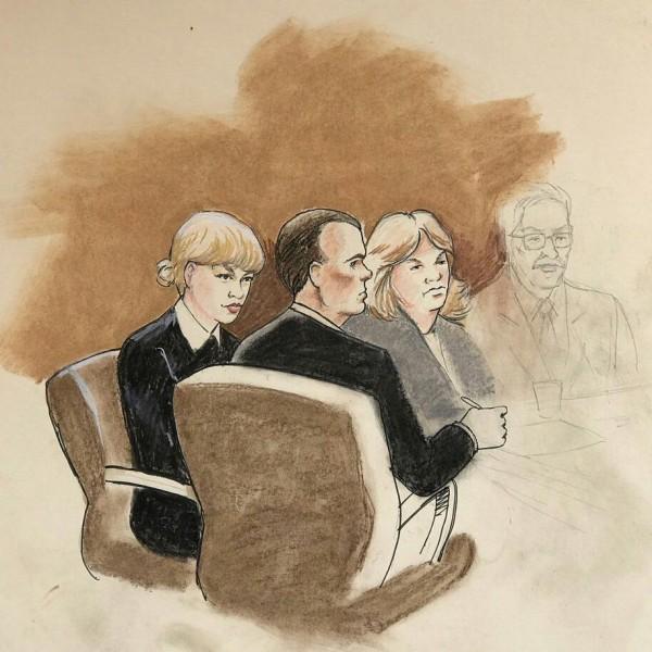 Ako prebieha súdny proces medzi Taylor Swift a Davidovom Müllerom?
