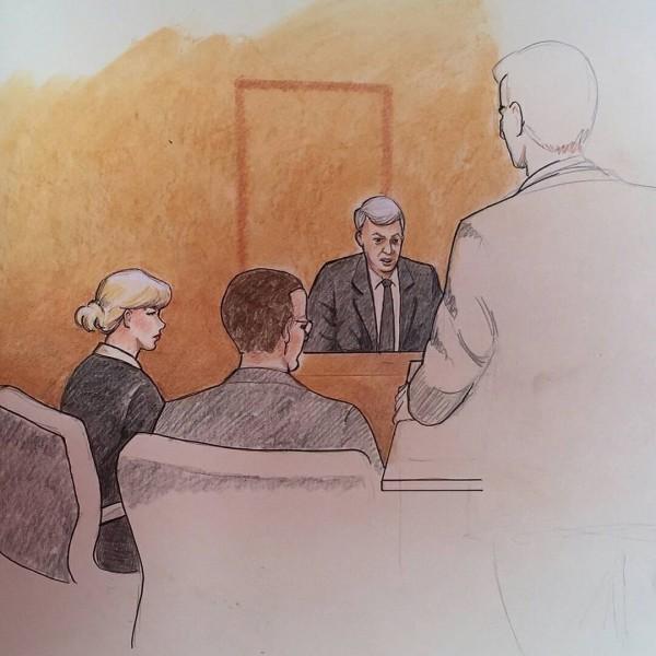 Ako sa postavila k obťažovaniu Andrea, matka Taylor? /#TaylorSwiftTrial
