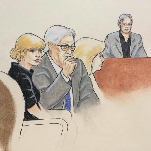 Taylor Swift vyhrala súdny proces