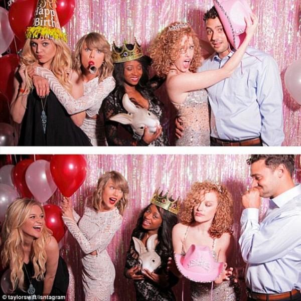 Kelsey Ballerini o priateľstve s Taylor pre Entertainment Tonight!