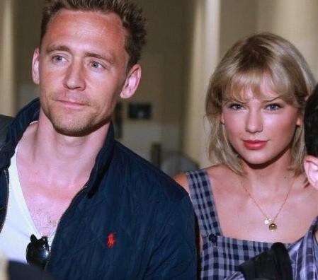 Taylor Swift a Tom Hiddleston v Austrálii