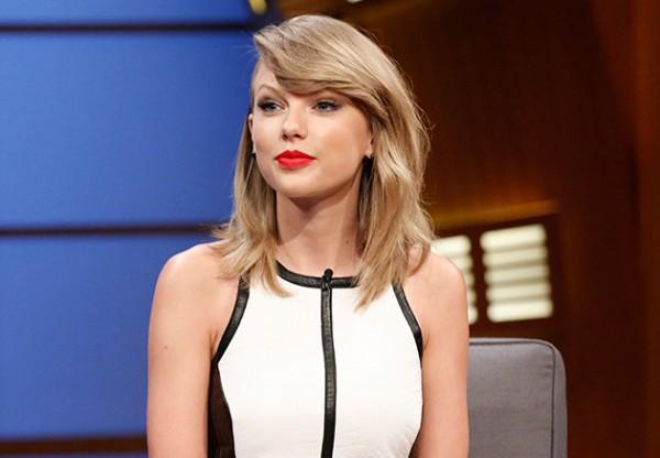 Taylor v zozname 20 najobľúbenejších svetových umelcov na sociálnej sieti Facebook