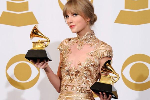 Taylor by sa na Grammy mala ukázať až v roku 2019