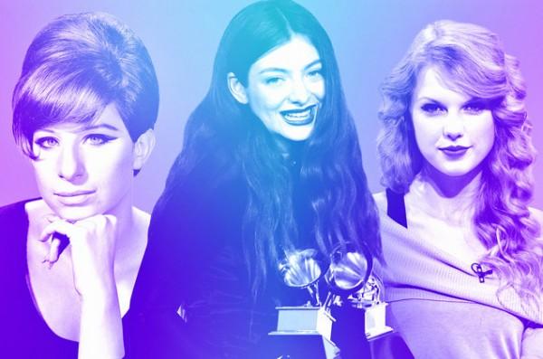 Ženy, ktoré dostali ocenenie za album roka skôr ako mali 25 rokov