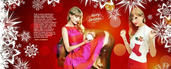 Vianočný layout